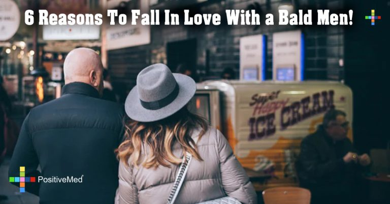 6 Reasons To Fall In Love With a Bald Men!