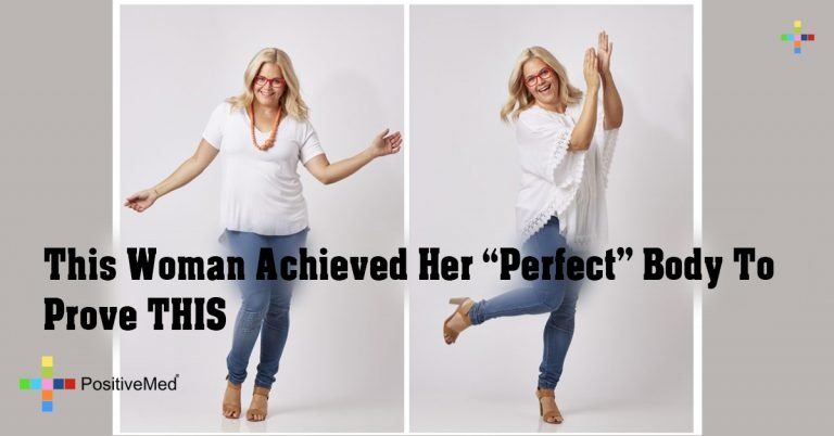 """This Woman Achieved Her """"Perfect"""" Body To Prove THIS"""