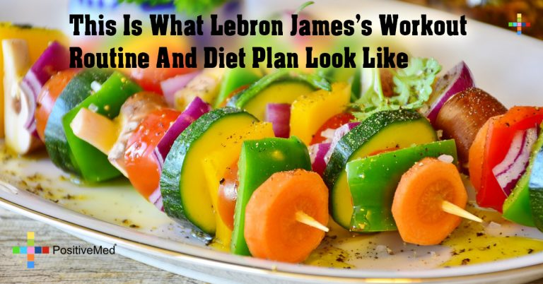 This Is What Lebron James's Workout Routine And Diet Plan Look Like