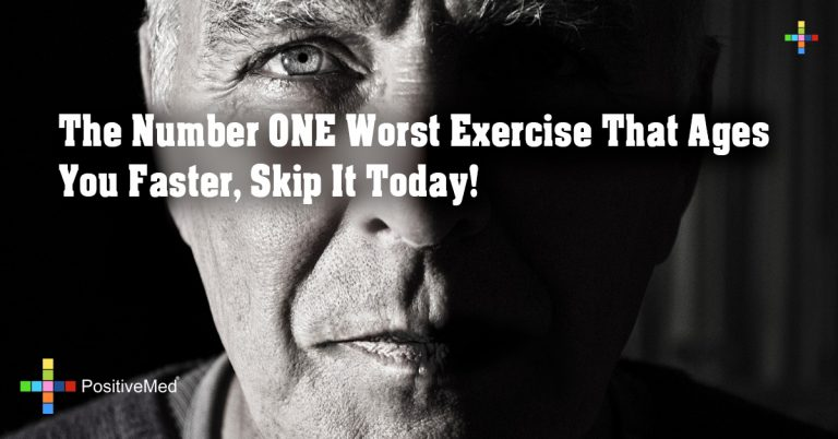 The Number ONE Worst Exercise That Ages You Faster, Skip It Today!