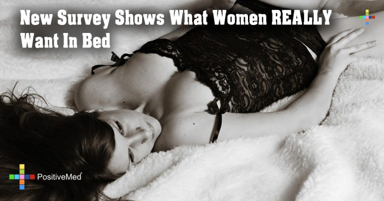 New Survey Shows What Women REALLY Want In Bed