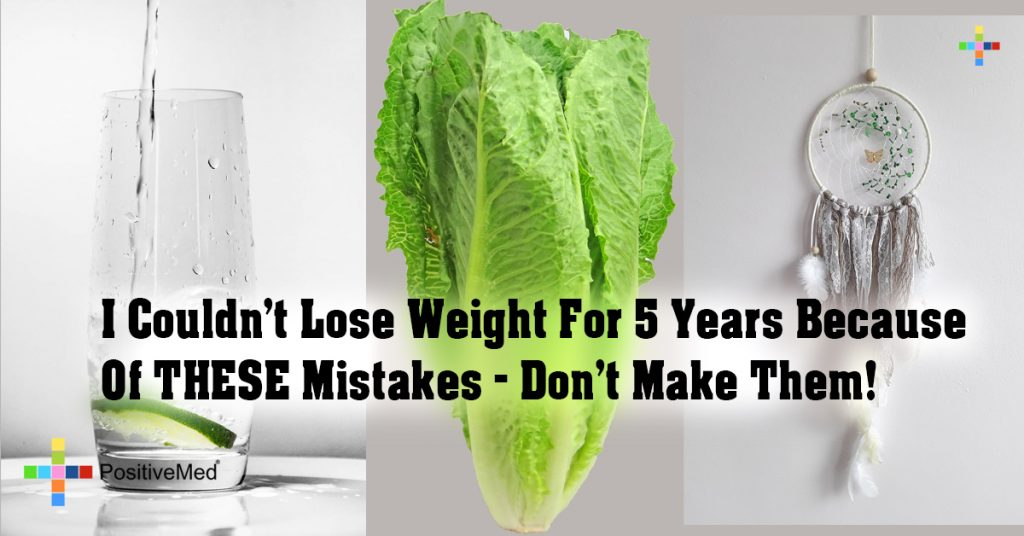 I Couldn't Lose Weight For 5 Years Because Of THESE Mistakes - Don't Make Them!