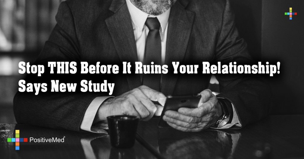 Stop THIS Before It Ruins Your Relationship! Says New Study