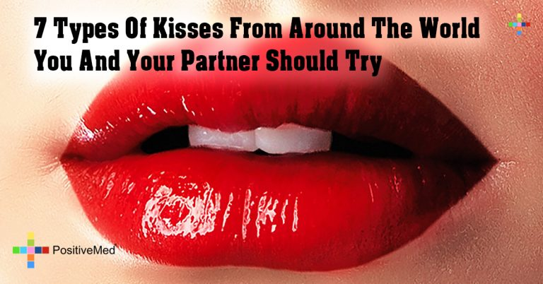 7 Types Of Kisses From Around The World You And Your Partner Should Try