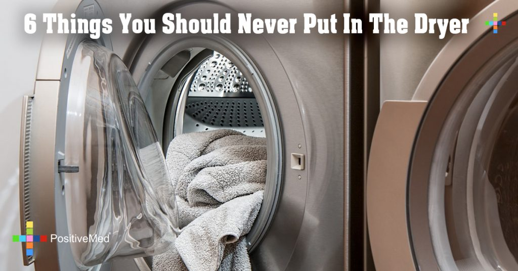 6 Things You Should Never Put In The Dryer