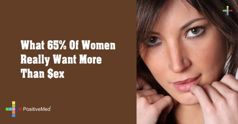What 65% Of Women Really Want More Than $ex