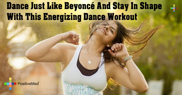 Dance Just Like Beyoncé And Stay In Shape With This Energizing Dance Workout