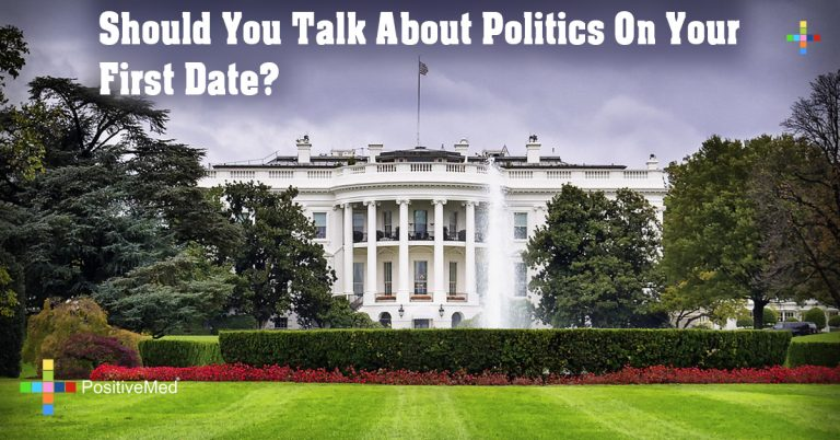 Should You Talk About Politics On Your First Date?