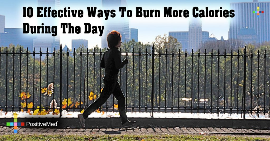 10 Effective Ways To Burn More Calories During The Day