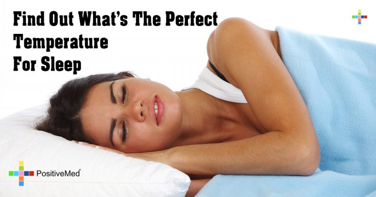 Find Out What's The Perfect Temperature For Sleep