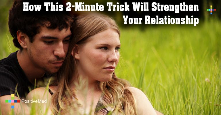 How This 2-Minute Trick Will Strengthen Your Relationship