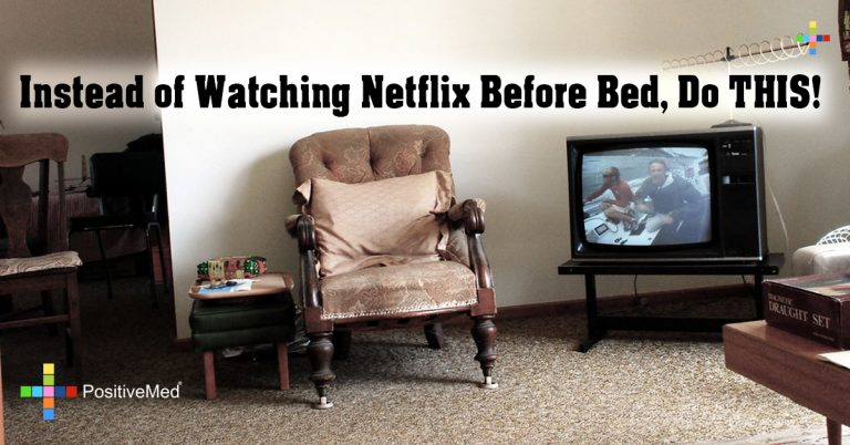 Instead of Watching Netflix Before Bed, Do THIS!