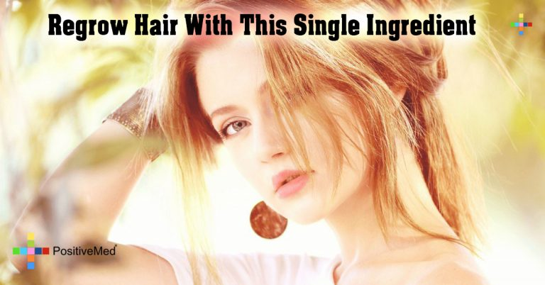 Regrow Hair With This Single Ingredient