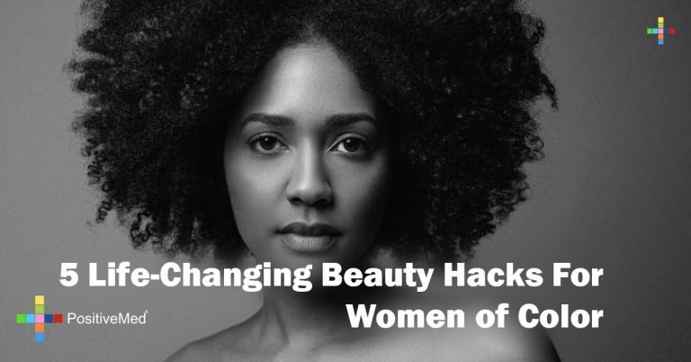 5 Life-Changing Beauty Hacks For Women of Color
