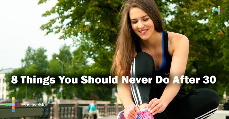8 Things You Should Never Do After 30