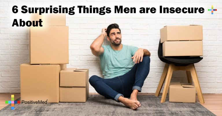 6 Surprising Things Men are Insecure About
