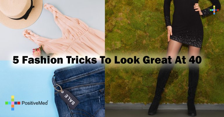 5 Fashion Tricks To Look Great At 40