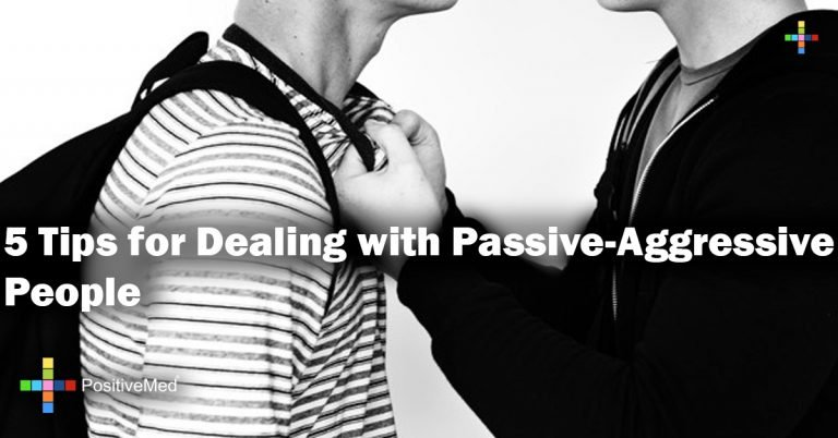 5 Tips for Dealing with Passive-Aggressive People