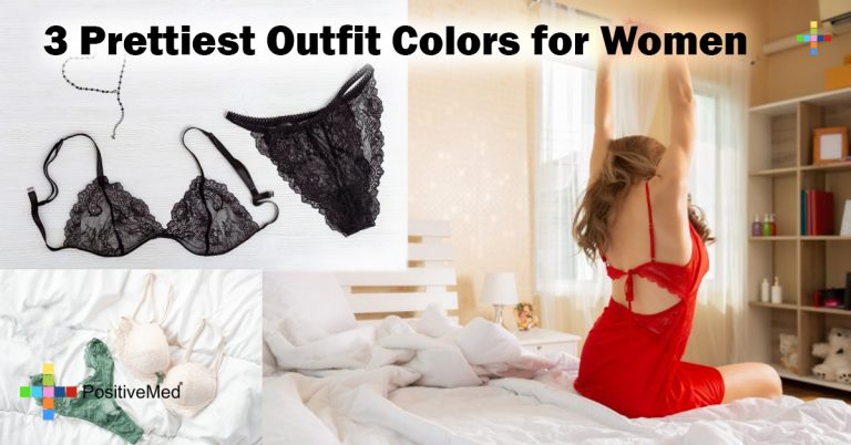 3 Prettiest Outfit Colors for Women