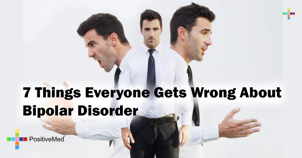 7 Things Everyone Gets Wrong About Bipolar Disorder
