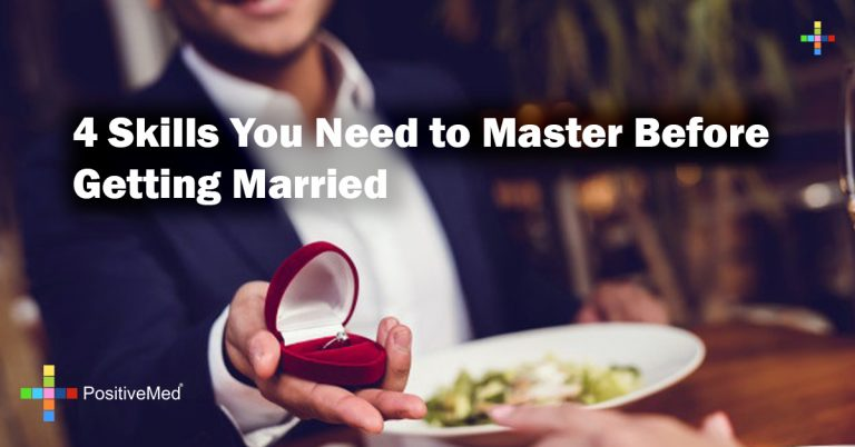 4 Skills You Need to Master Before Getting Married