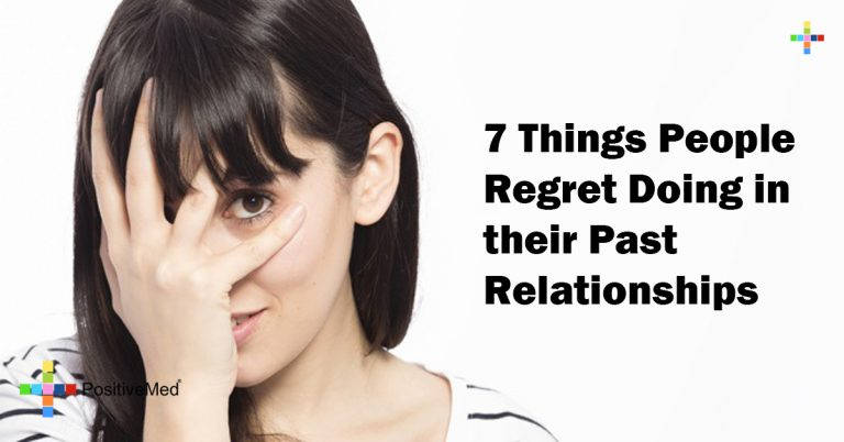 7 Things People Regret Doing in their Past Relationships
