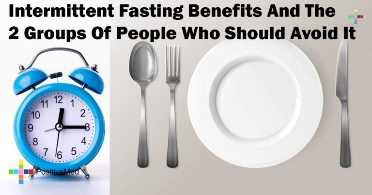 Intermittent Fasting Benefits And The 2 Groups Of People Who Should Avoid It