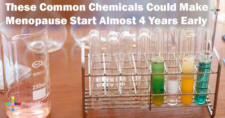 These Common Chemicals Could Make Menopause Start Almost 4 Years Early