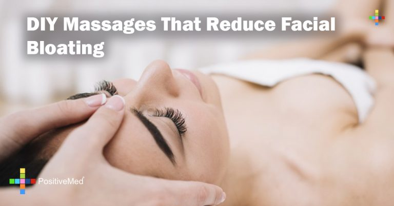 DIY Massages That Reduce Facial Bloating