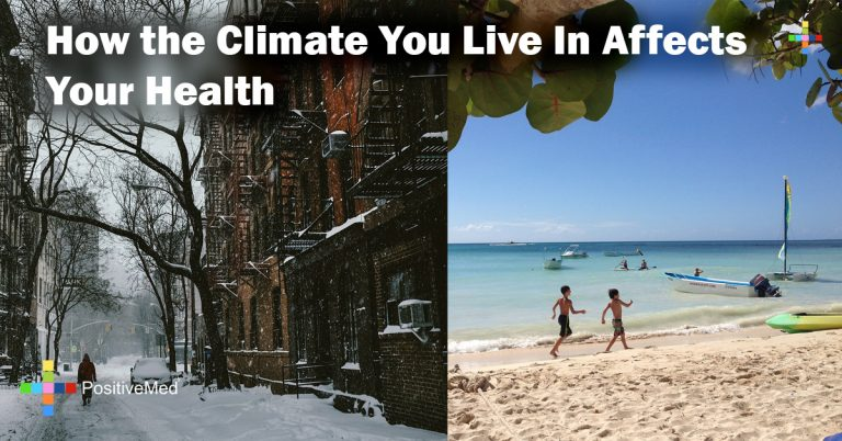 How the Climate You Live In Affects Your Health