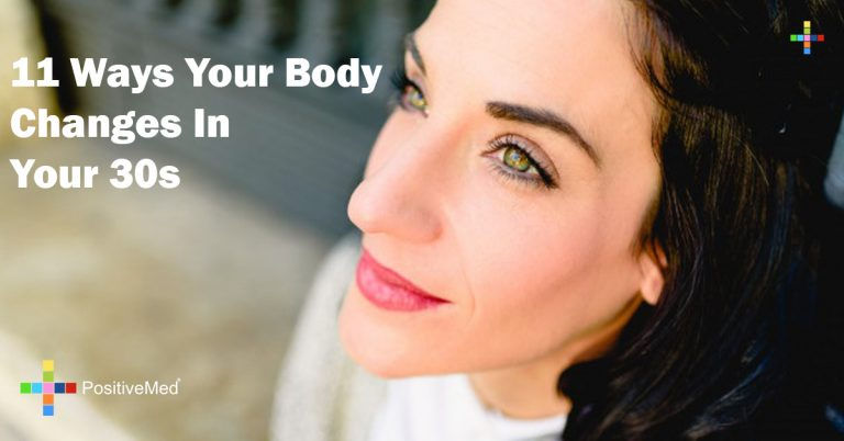 11 Ways Your Body Changes In Your 30s