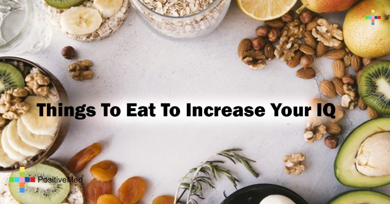 Things To Eat To Increase Your IQ