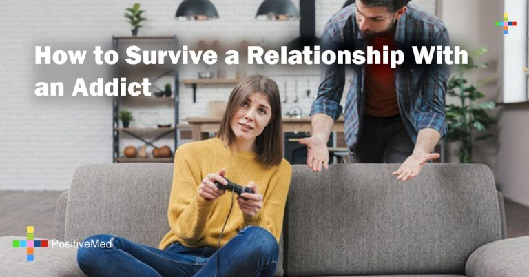 How to Survive a Relationship With an Addict