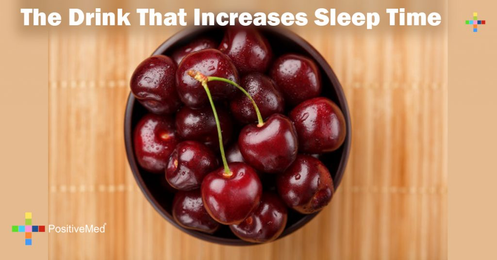 The Drink That Increases Sleep Time