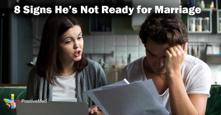 8 Signs He's Not Ready for Marriage