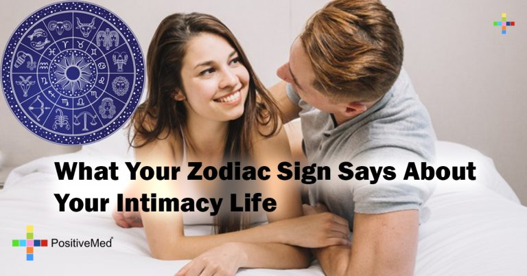 What Your Zodiac Sign Says About Your Intimacy Life