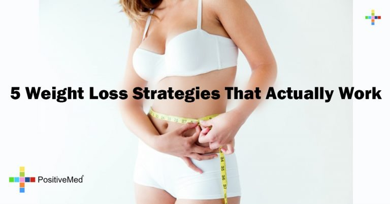 5 Weight Loss Strategies That Actually Work