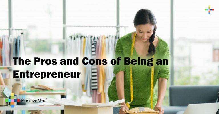 The Pros and Cons of Being an Entrepreneur