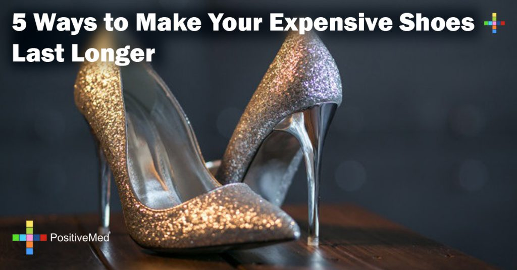 5 Ways to Make Your Expensive Shoes Last Longer