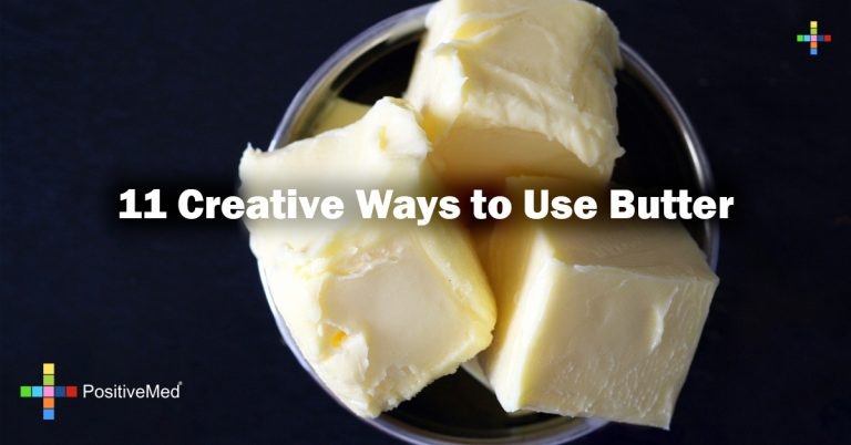 11 Creative Ways to Use Butter