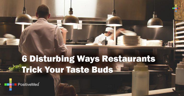6 Disturbing Ways Restaurants Trick Your Taste Buds