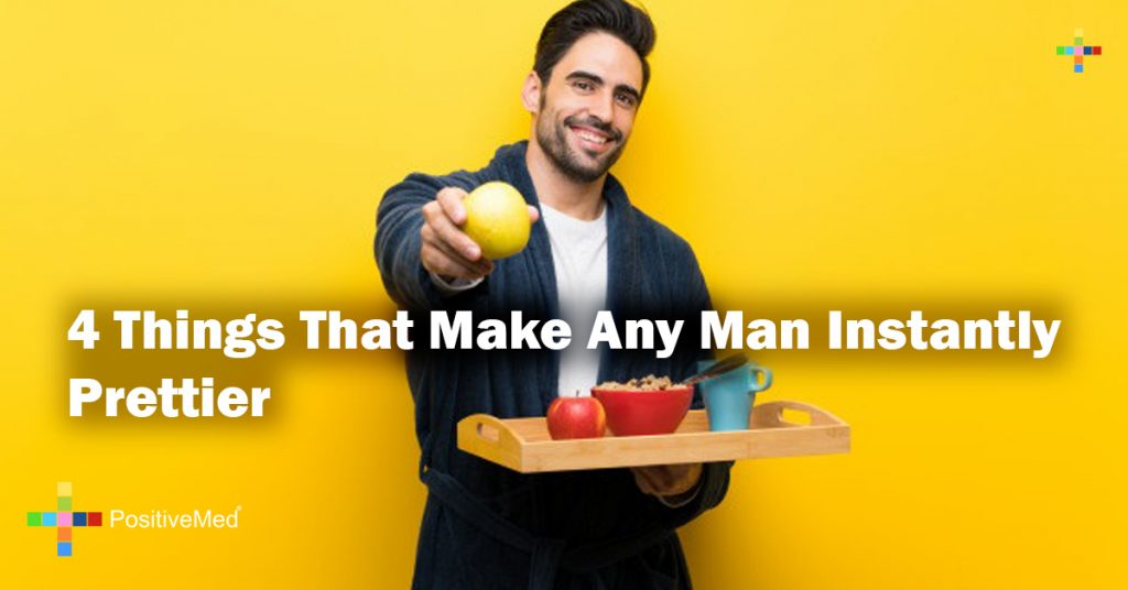 4 Things That Make Any Man Instantly Prettier