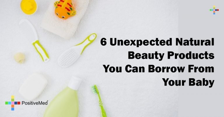 6 Unexpected Natural Beauty Products You Can Borrow From Your Baby