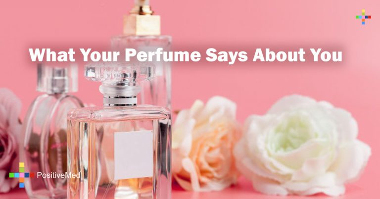 What Your Perfume Says About You