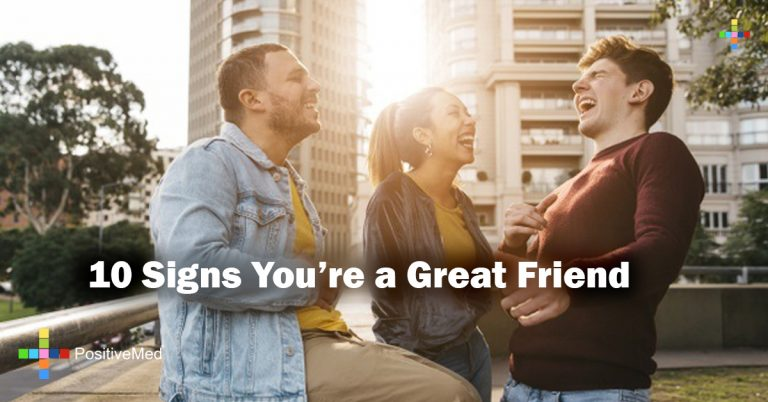 10 Signs You're a Great Friend