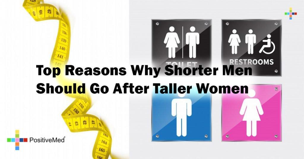 Top Reasons Why Shorter Men Should Go After Taller Women