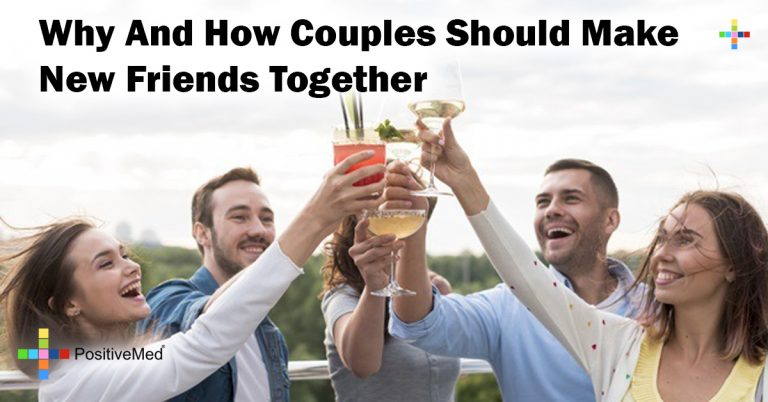 Why And How Couples Should Make New Friends Together