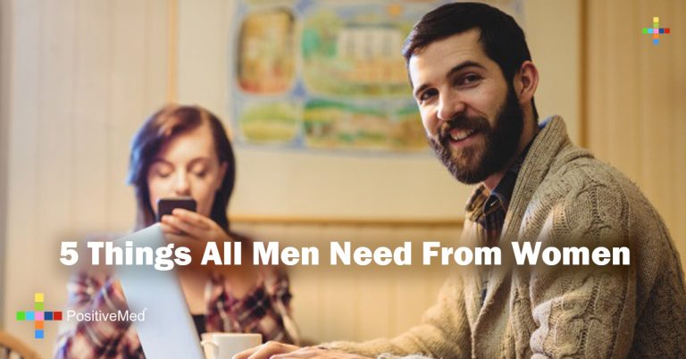 5 Things All Men Need From Women