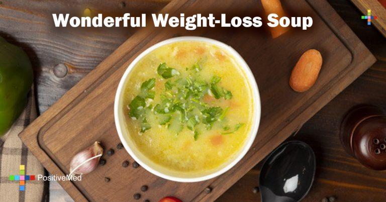 Wonderful Weight-Loss Soup