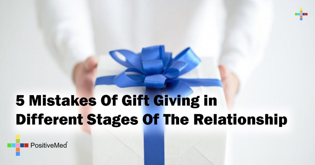 5 Mistakes Of Gift Giving in Different Stages Of The Relationship
